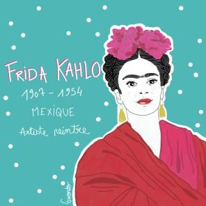 FRIDA KAHLO'